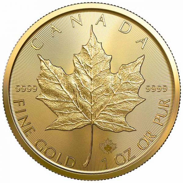 MAPLE LEAF 1 UNCA GOLD